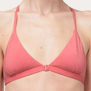 Lululemon Simply There Triangle Bralette - NWT